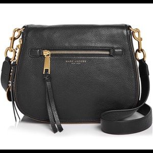 Brand New Marc Jacobs Recruit Saddle Bag